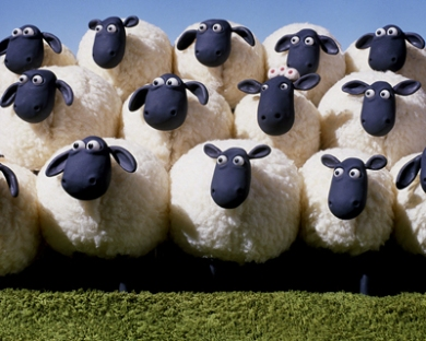 Image of Shaun the Sheep