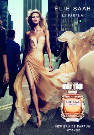 Image of Elie Saab Intense Advertisement