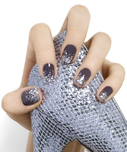 Image of Essie Crystal Chic nailart