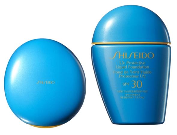 Image of Shiseido UV Protection Compact & Liquid Foundation