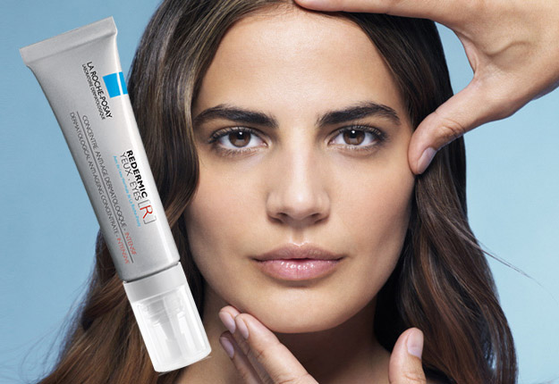 Image of La Roche Posay Redermic [R] Eyes & Model