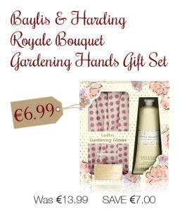 Baylis & Harding Gardening Hands Gift Set
