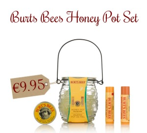 Burts Bees Honey Pot
