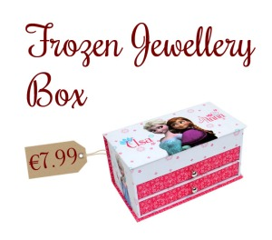 Frozen Jewellery Box