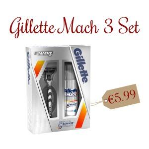 GilletteMach3Set