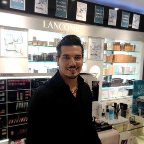 Fortunato Benavoli - Lancome Elite Makeup Artist