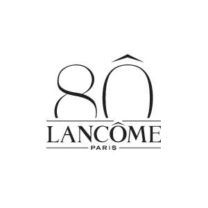 Lancome 80 Birthday Logo