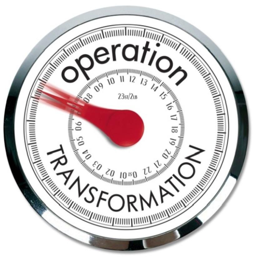 Operation Tranforamtion