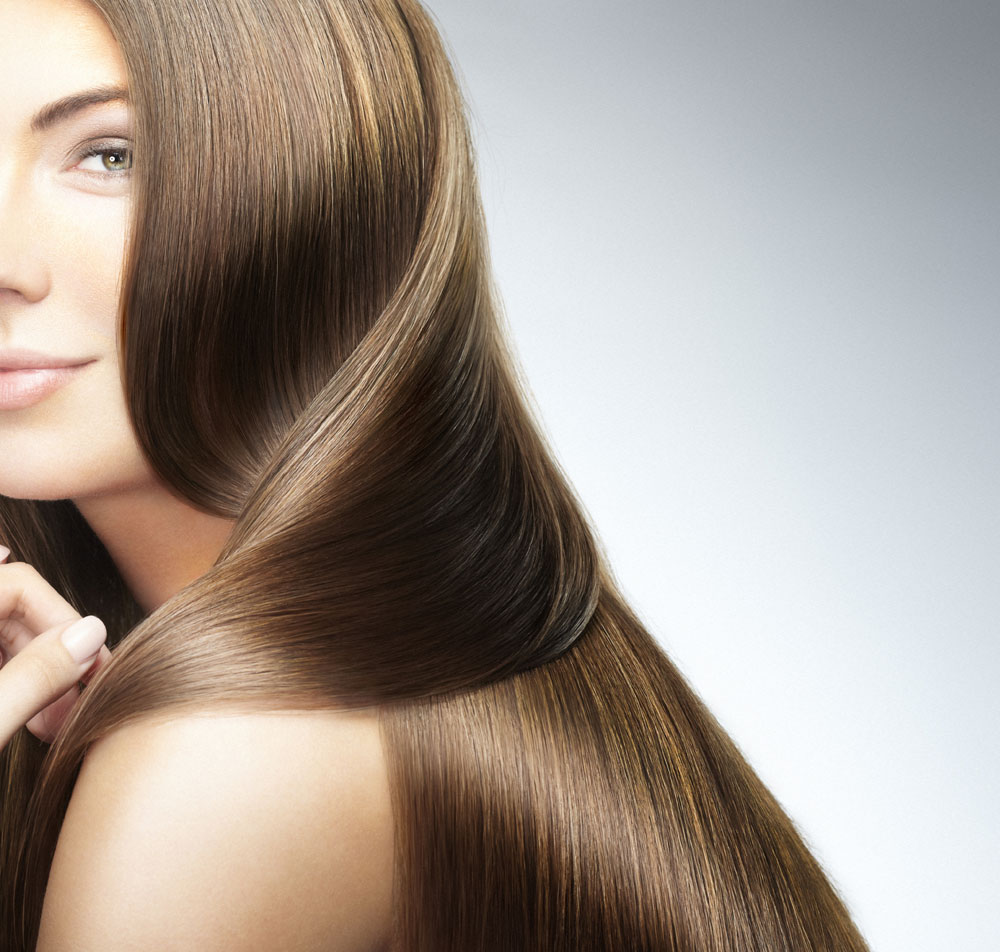 Image of Sleek Hair