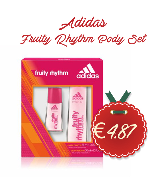 Adidas Fruity Rhythm Body Set