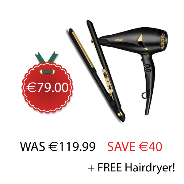 BaByliss 3Q Hair Straightener