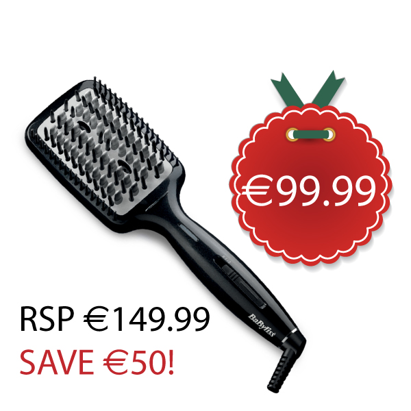 BaByliss Diamond Straightening Brush