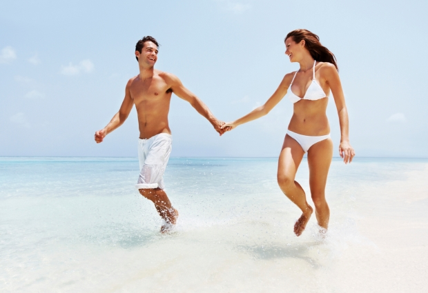 Image of couple laser hair removal