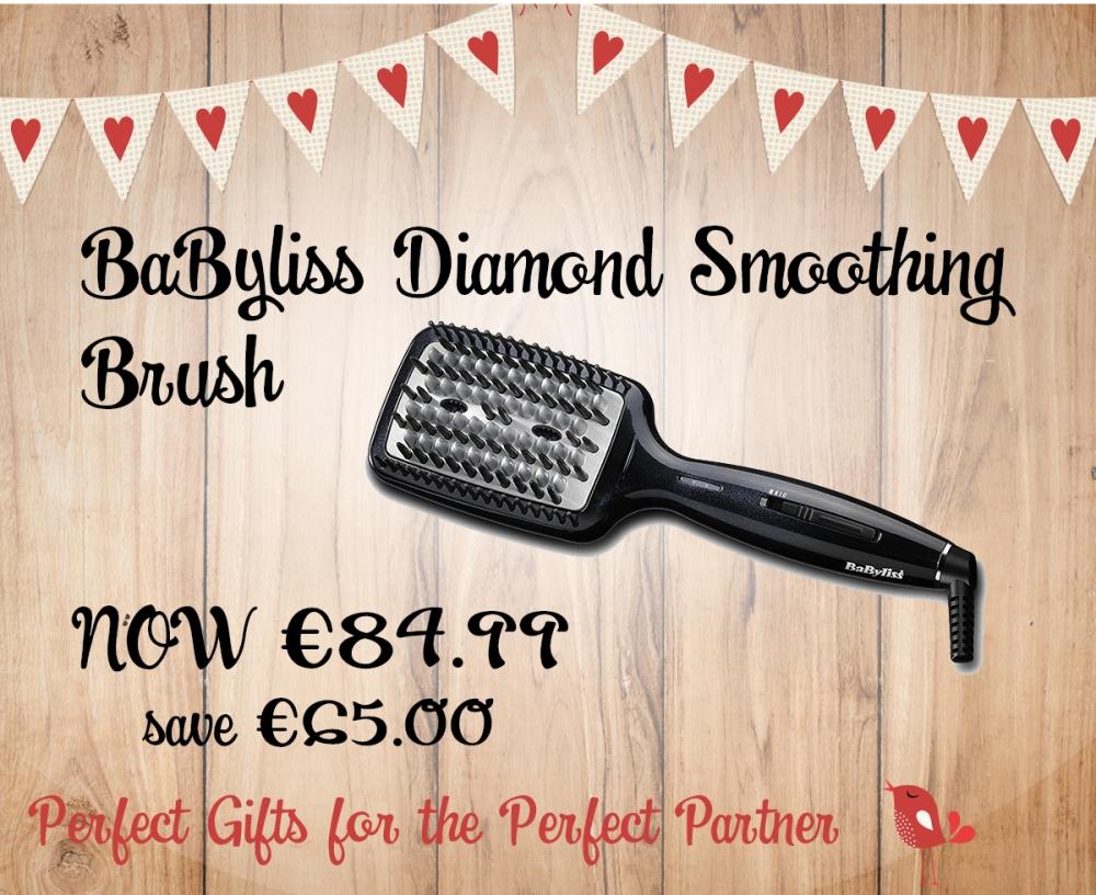 BaByliss Diamond Smoothing Brush