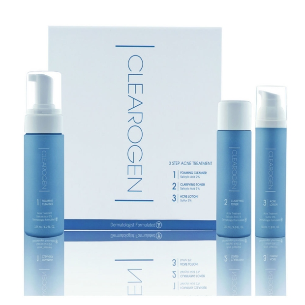 Clearogen Anti Blemish Kit