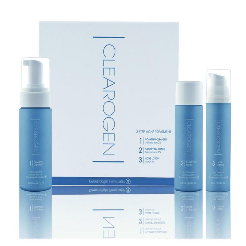 Clearogen Anti Blemish Kit