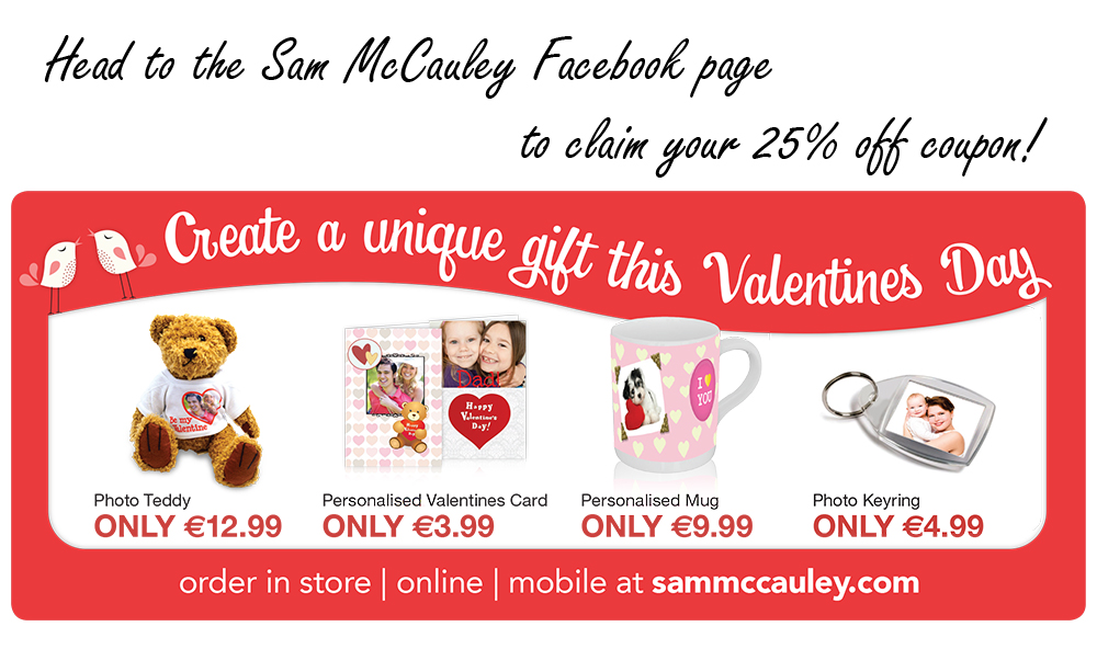 Valentines Photo Gifts
