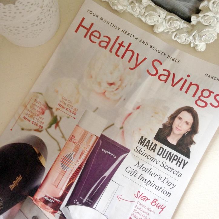 Sam McCauley Chemist Healthy Savings Catalogue