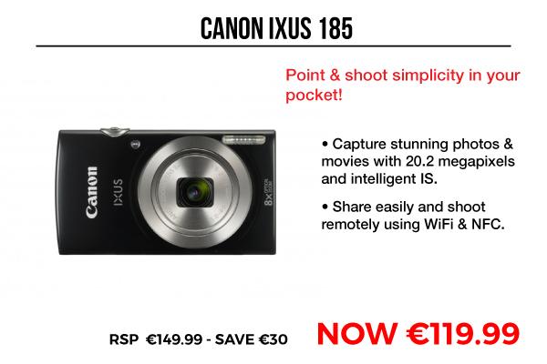 Image Canon IXUS 185