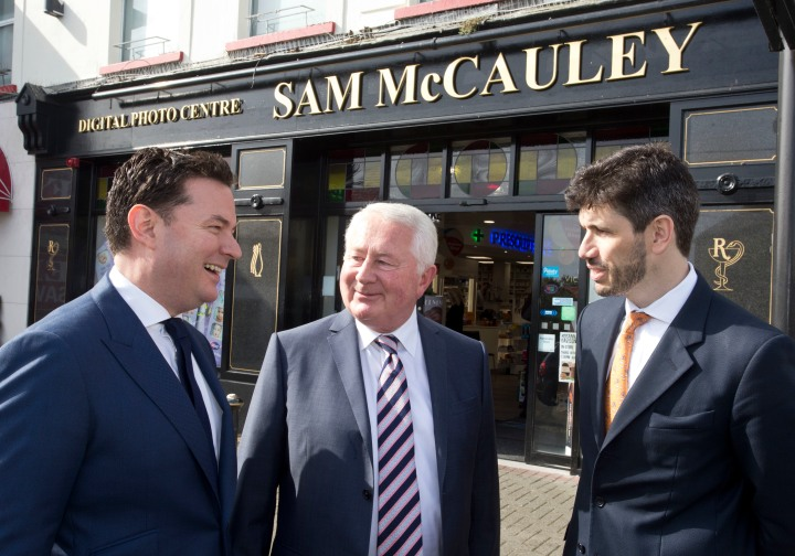 Carlyle Cardinal Ireland Invests in Sam McCauley Chemists Limited