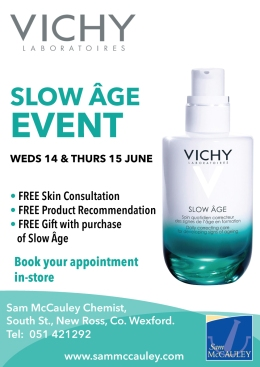 Vichy Slow Age Event New Ross