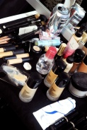 Bioderma Micellar Water Backstage at Fashion Show