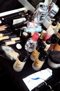 Bioderma Micellar Water Backstage at Fashion Show