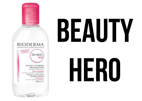 Beauty Hero – Bioderma MicellarWater