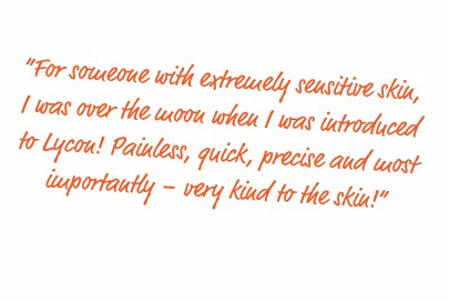 Customer Review of Lycon Waxing