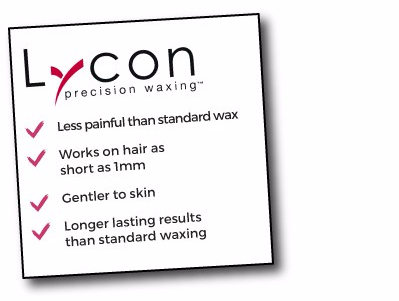 Why Choose Lycon Waxing