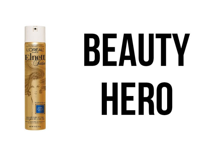 Loreal Elnett Beauty Hero