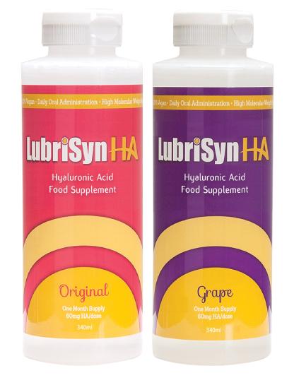 LubriSyn Hyaluronic Acid Food Supplement