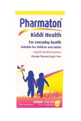 Pharmaton Kiddi Health Liquid Multivitamin