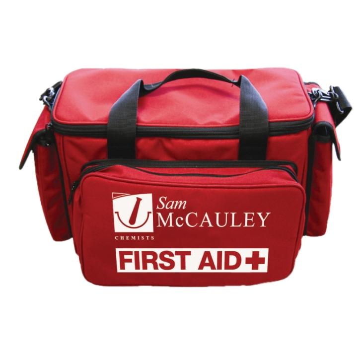 Sam McCauley First Aid Kit