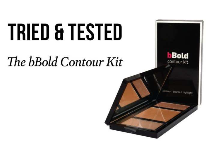 Tried and Tested bBold Contour Kit