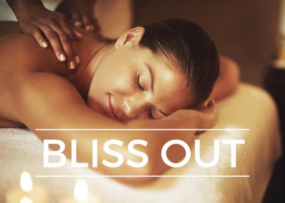 Massage at Sam McCauley Beauty Salons