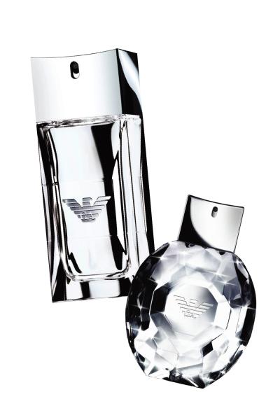 Giorgio Armani Emporio Diamonds He and She