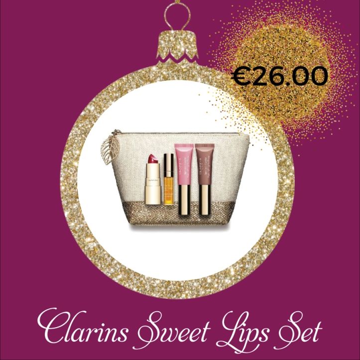 Clarins Sweet Lips Set
