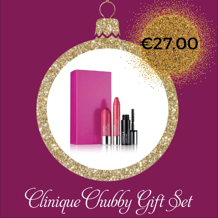Clinique Chubby Mini Gift Set