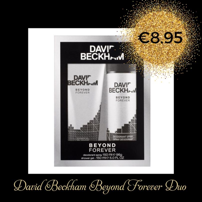 David Beckham Beyond Forever Duo