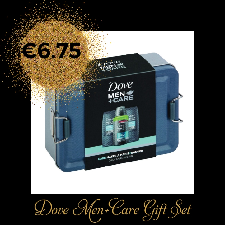 Dove Men+Care Gift Set