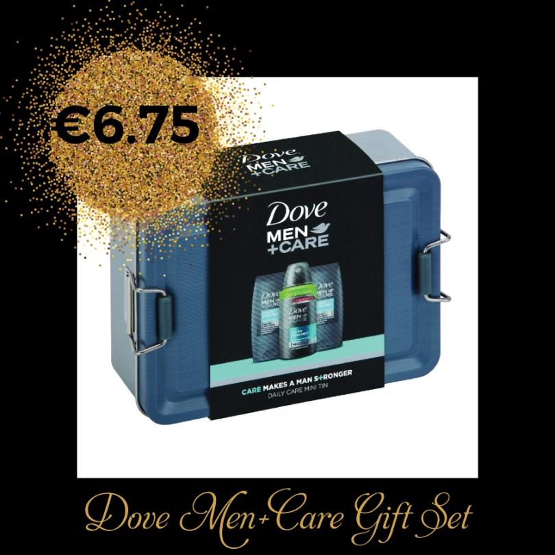 Dove Men+Care Gift Set