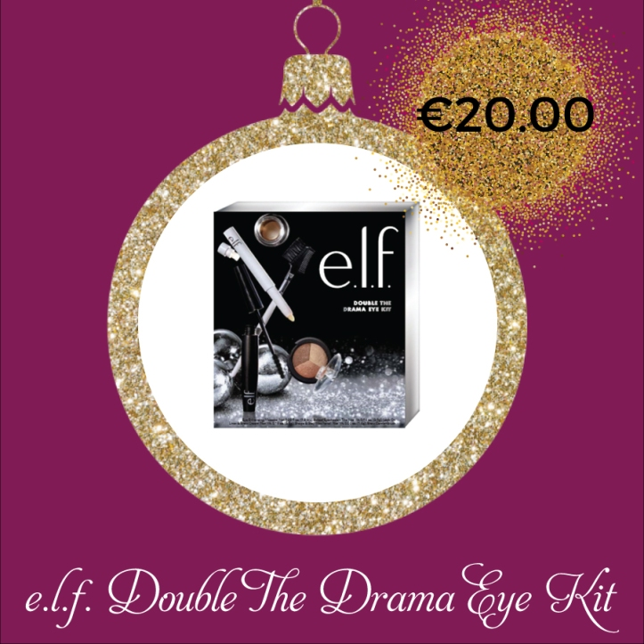 e.l.f. double the drama eye kit
