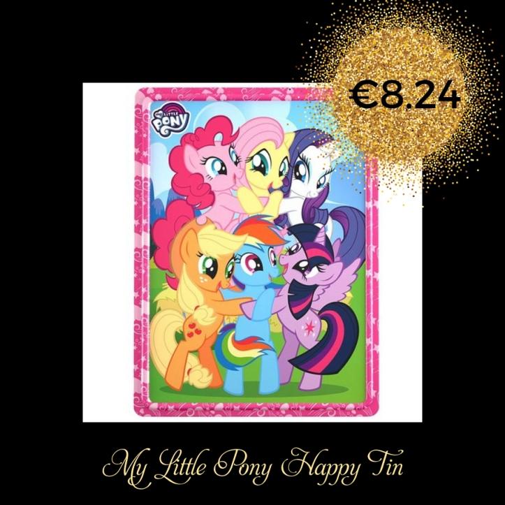 My Little Pony Happy Tin