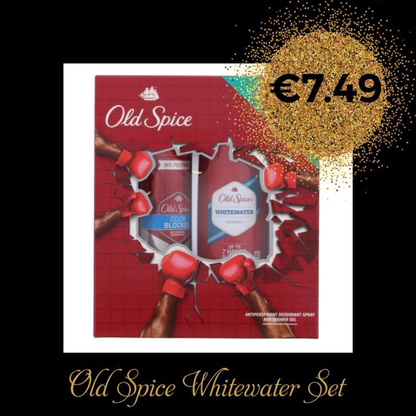 Old Spice Whitewater Set
