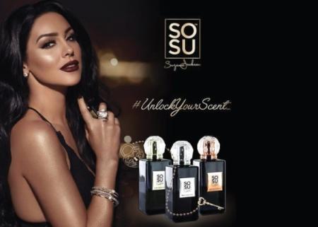 SoSu by Suzanne Jackson Parfum