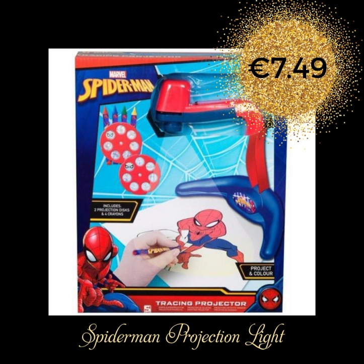 Spiderman Projection Light
