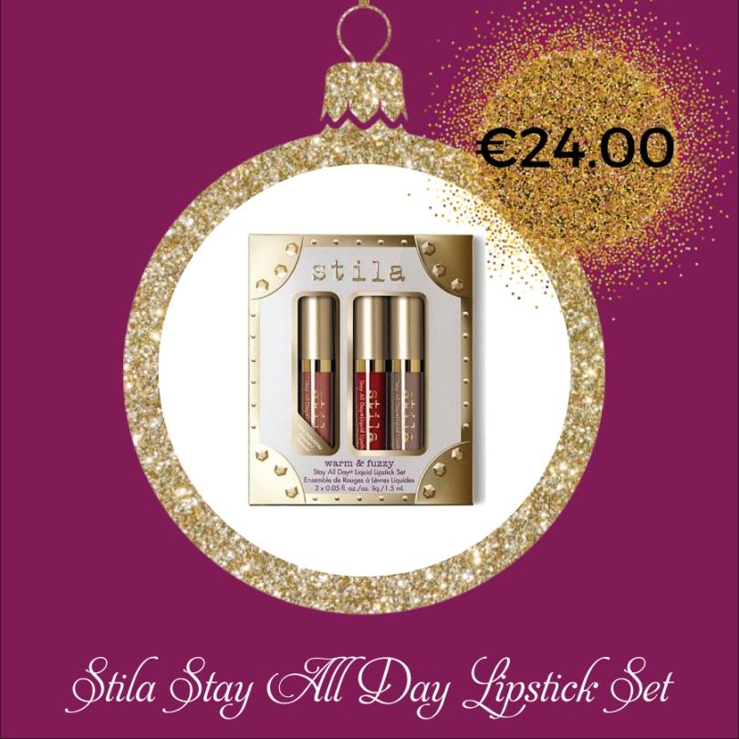 Stila Stay All Day Liquid Lipstick Set