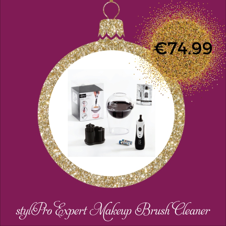 stylPro Expert Makeup Brush Cleaner