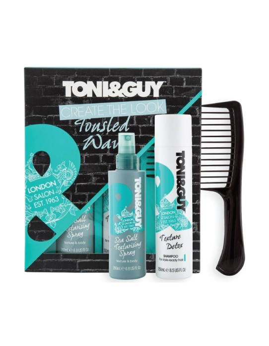 Toni & Guy Tousled Waves Set